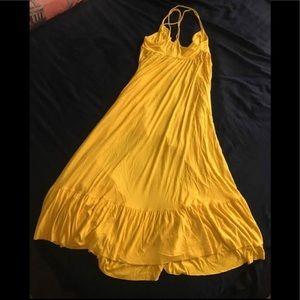 Marc By Marc Jacobs Yellow Sundress Size XS